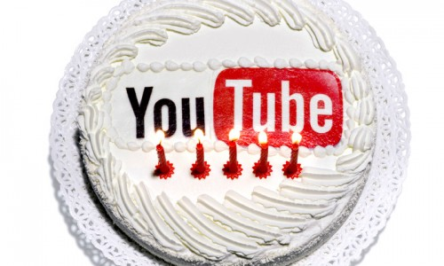YouTube 5 years