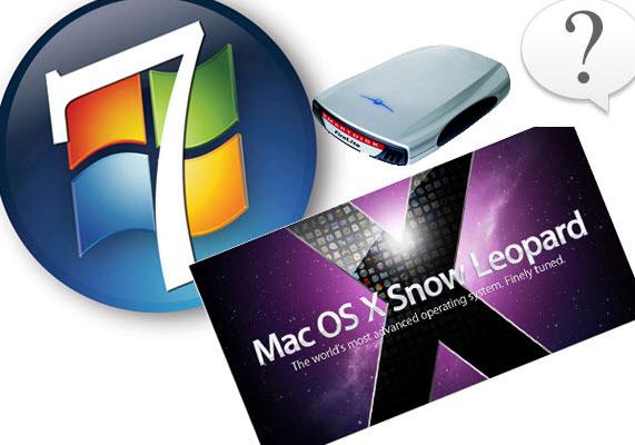 Định dạng nào cho ổ cứng di động được cả Mac OS cả Windows hỗ trợ?