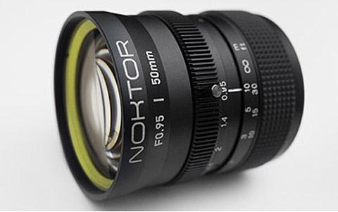 ong kinh, Noktor 50mm f0,95