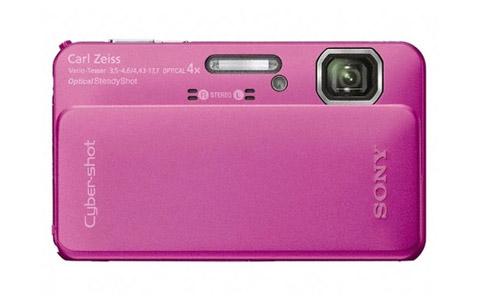Sony Cyber-shot DSC-TX10, sony, man hinh cam ung