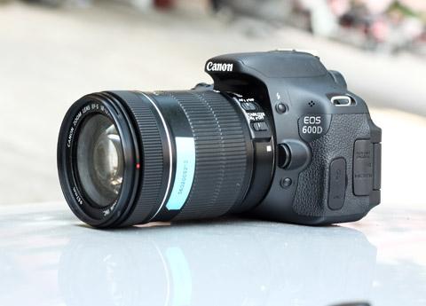 Canon, canon 600D