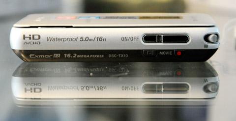 Sony Cyber shop DSC-TX10