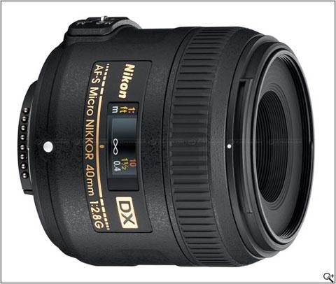 Nikkor Micro AF-S DX 40mm f/2.8