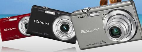 Casio Exilim EX-ZS15