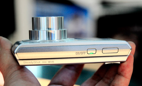 Sony W510