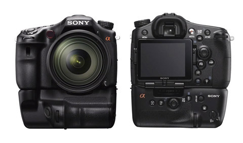 Sony alpha A77