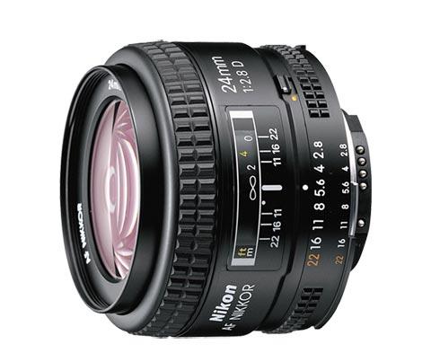Nikon 24mm f/2.8D AF