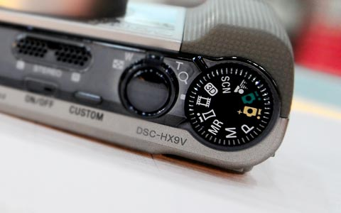 Sony CyberShop HX9V