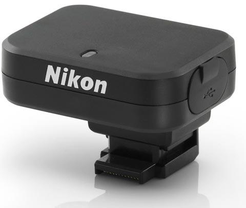 GPS Nikon 1