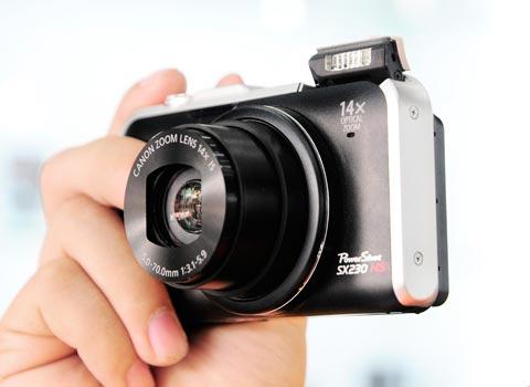 Canon SX 230 HS
