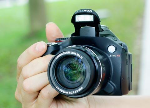 SX40 HS Canon