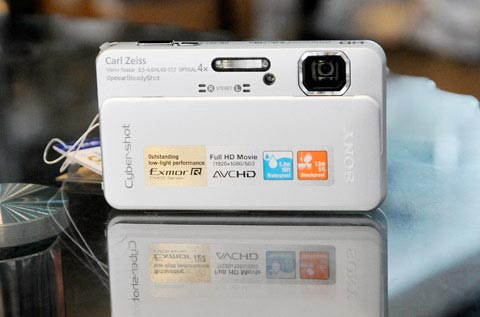 Sony Cyber-shot DSC-TX10