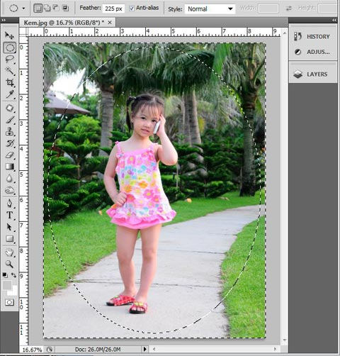 Thủ thuật Photoshop