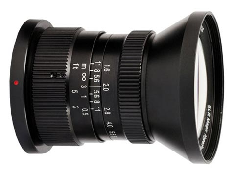 HyperPrime 12mm F1.6