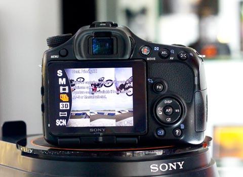 Sony SLT-A65