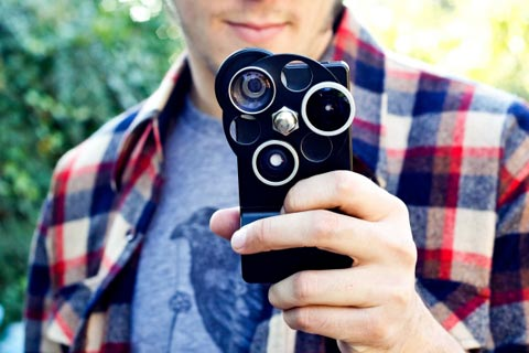 iPhone-lens