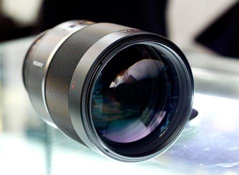 Sony Carl Zeiss Sonnar 135mm f/1.8