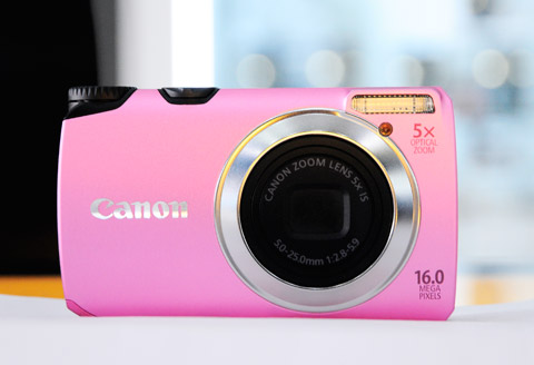 Ống kính máy ảnh PnS đứt dây zoom