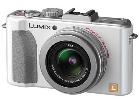Panasonic Limix DMC-LX5