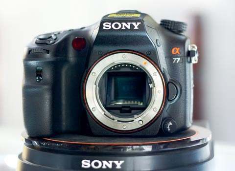 Camera-news, DSLR, SLT, Sony, Sony Alpha SLT-A77, Sony A77