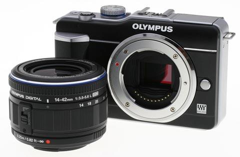 Camera-news, Micro Four-Thirds, Olympus, Sony, Panasonic, Olympus PEN E-PL1