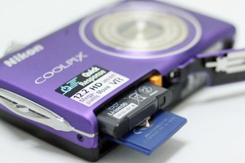 Hướng dẫn sử dụng thẻ nhớ máy ảnh, Phukien-news, the nho, CF, SD, MS, Sandisk