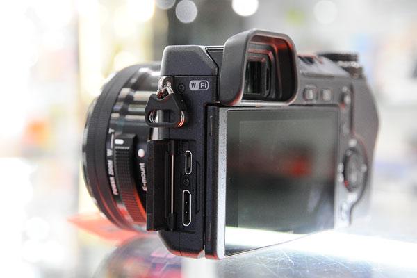 Camera-news, hands-on, Sony, Sony NEX-6, Sony Alpha NEX-6, Sony NEX