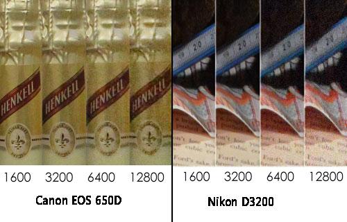 Camera-news, danh gia, so sanh, Canon, Nikon, may anh canon, may anh Nikon, may-anh-canon, may-anh-nikon, Canon EOS 650D, Nikon D3200, Canon EOS 650D VS Nikon D3200