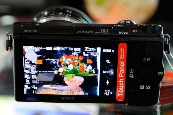 Camera-news, hands-on, Sony, Sony NEX, Sony NEX-5R