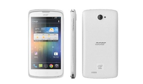 Smart-phone, Acer, Liquid C1, Intel, Android