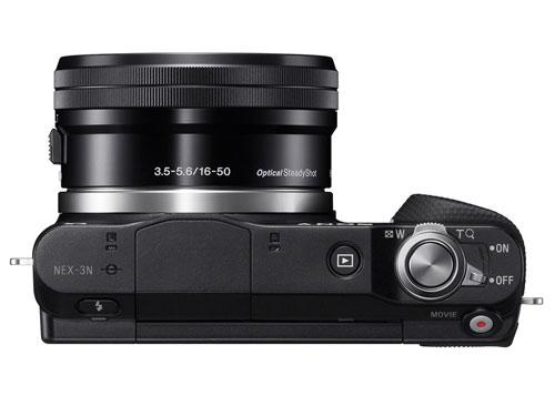 Camera-news, Sony, mirrorless, Sony NEX-3N, Sony NEX-F3, may anh Sony, may-anh-Sony