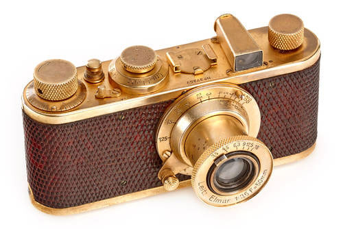 camera-news, Leica,  Leica M3 Chrome, Willi Stein, Leica IIIf No. 500.000, Leica I Mod. C Luxus