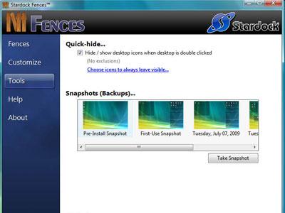 Cquản lý icon trền desktop