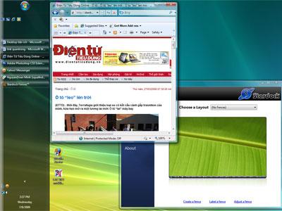 quản lý icon trền desktop