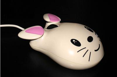 Chú chuột dễ thương, thích hợp cho bạn gái. Ảnh: AboutOnlineTips