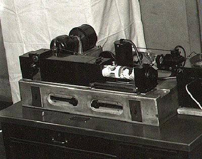 Chiếc máy Fax đầu tiền của những năm 1950. Ảnh: hffax