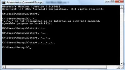 Run và Command Prompt