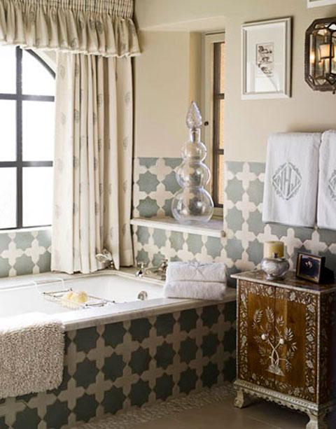Những mẫu phòng tắm đẹp năm 2009