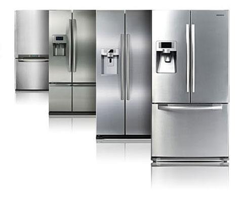tủ lạnh SBS và French Door của Samsung