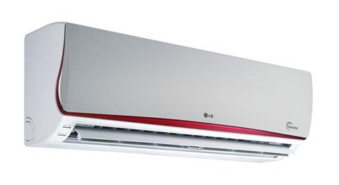 Dòng điều hòa Inverter mới của LG