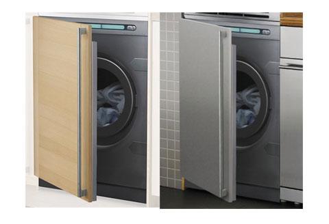 Maytag MWA0720IIA được đồng bộ hóa với tủ đựng máy