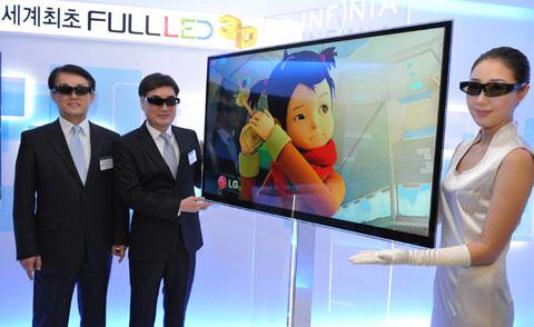 Thời điểm các nhà sản xuất tung TV 3D ra thị trường
