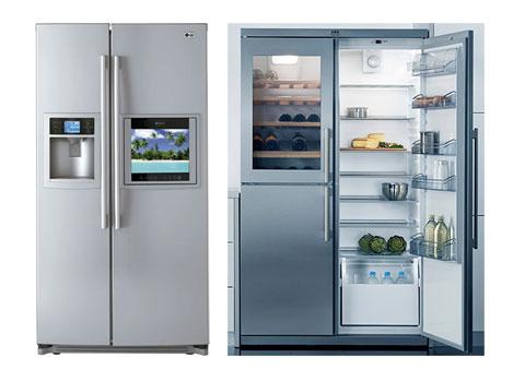 tủ lạnh hiện đai mang đế nhiều sự tiện nghi hơn cho người sử dụng