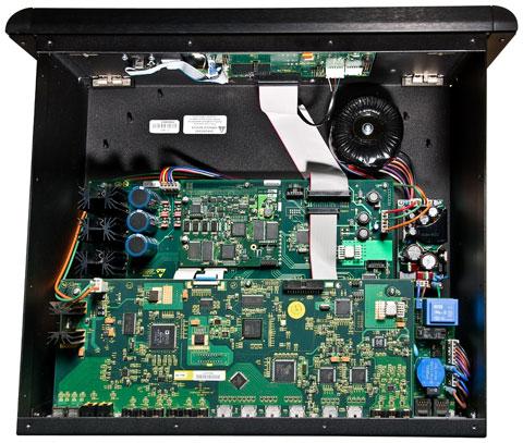 chip xử lý điển hình của Classe CT