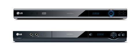 Bộ đôi đầu karaoke KD400 và KD450 của LG