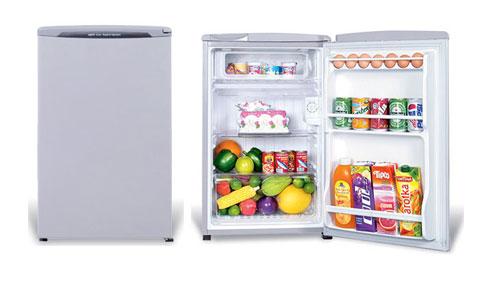 dòng tủ lạnh mini thường có công suất nhỏ