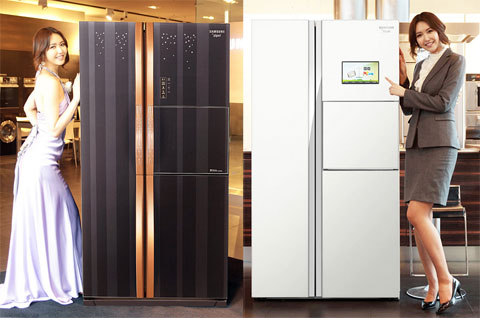 tủ lạnh Samsung Zipel