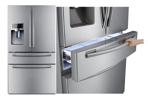 tủ lạnh 4 cửa RF4287 của Samsung
