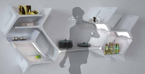 All in one fridge trong tương lai của Electroux