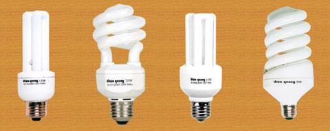 Đèn huỳnh quang giúp giảm nhiệt lượng trong những ngày nóng. Ảnh: veelp